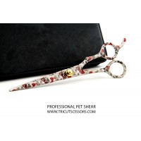 Pet Grooming Shears Made Japanese stainless steel